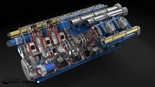 Gas Engine 08