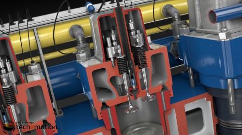 Gas Engine 07