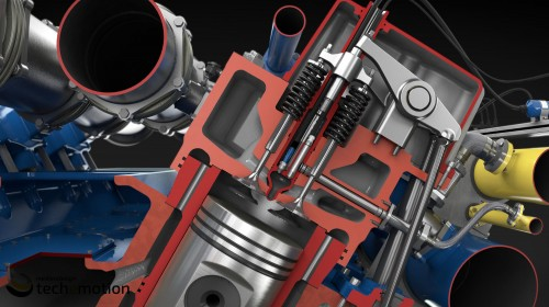 Gas Engine 04